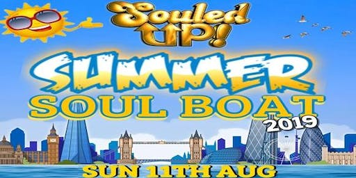 The Souled Up Summer Soul Boat