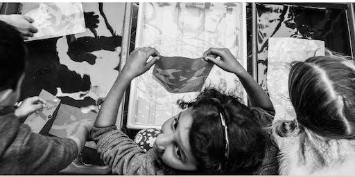 Sun Prints - Workshop for Children