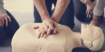 First Aid & CPR course - Gympie, May7