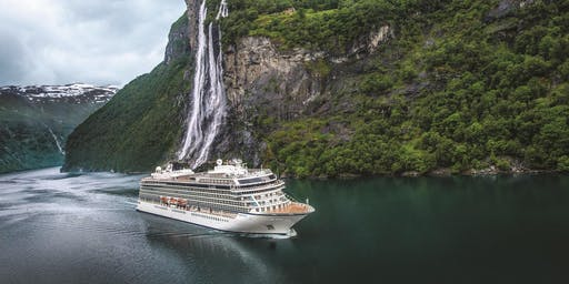 Viking Cruises Info Session - Christchurch