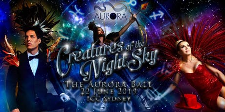 The Aurora Ball 2019 tickets
