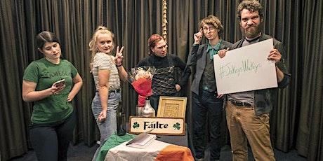 The Wake of Jakey O'Toole: An Irish Murder Mystery tickets