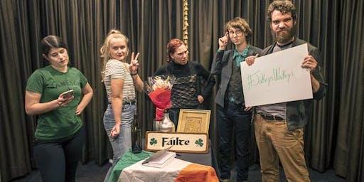 The Wake of Jakey O'Toole: An Irish Murder Mystery
