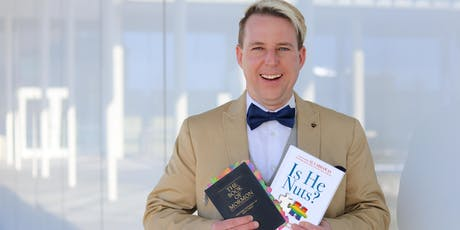 "Book Launch ""Is He Nuts? Why Would a Gay Man Become a Latter-day Saint?""  tickets"