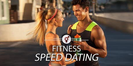 Fitness Speed Dating | F 30-44, M 32-46 | July tickets