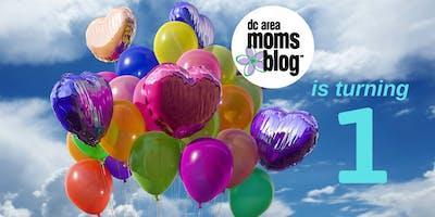 DC Moms Blog Birthday Party at Adventures in Wonderland!