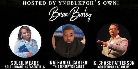 3rd Annual YBMKQ Black Tie Gala & Book Release tickets