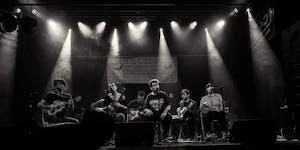 Pegasuses & The Chateau Bateau Band - live at The Art...