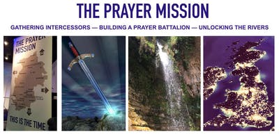 THE PRAYER MISSION - HUNTINGDON (JULY 2019)