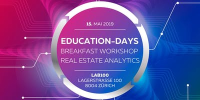 Education-Days: Breakfast Workshop - Real Estate Data Analytics