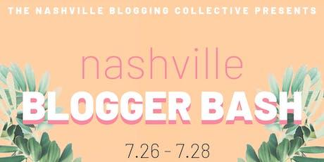 Nashville Blogger Bash tickets