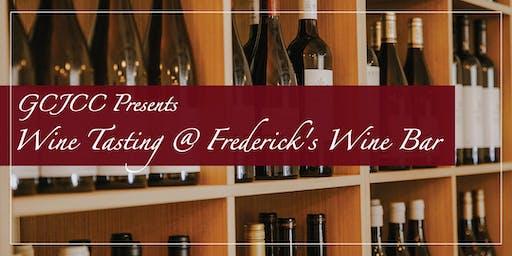 Fredericks Bar-Speed-Dating