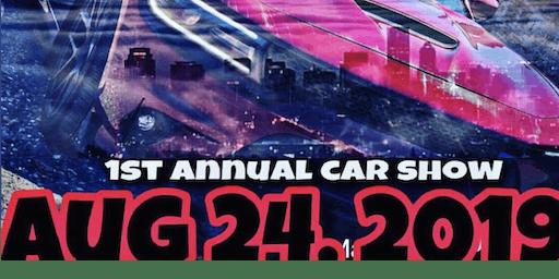 C3 Car Club of Portland - 1st Annual Car Show