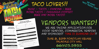 Antelope Valley Taco Festival