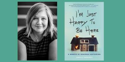 Book Discussion Janelle Hanchett: Im Just Happy T