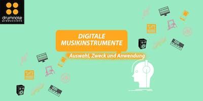 Digitale Musikinstrumente: Auswahl, Zweck und Anwendung