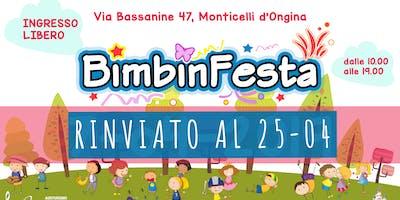 BIMBI IN FESTA 3^ EDIZIONE