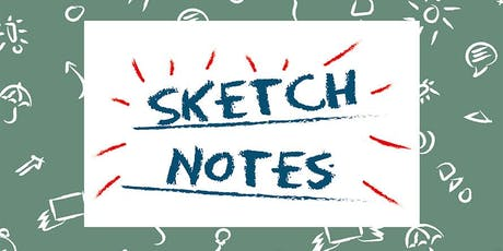 Sketchnotes Grundkurs | Workshop billets