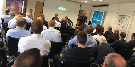 Hampshire IOR Cool Talks Breakfast Briefing - Regional meeting tickets