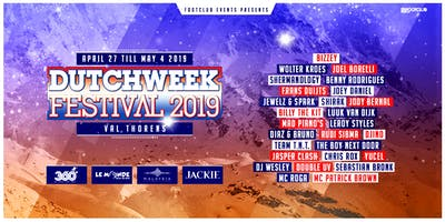 Dutchweek Festival 2019