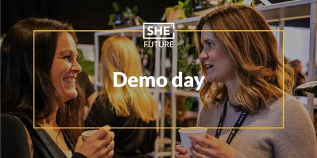 SHE | Demo day tickets