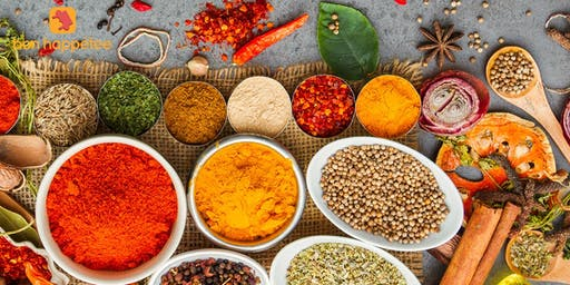 Vegan Indian Cuisine Cookery Course.