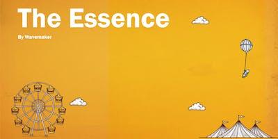 Morgenseminar: NextM 2019 The Essence
