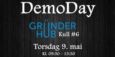 DemoDay Gründerhub Kull 6
