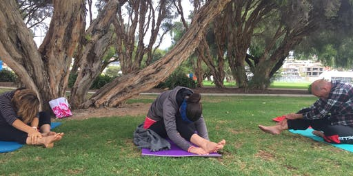 Foundations of Yoga (by the River)