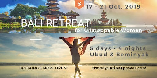 Bali Retreat for Women by Latinas Power Travel