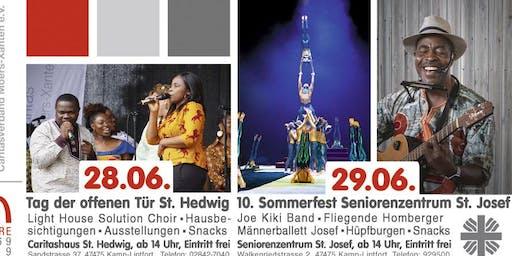 Sommerfest St. Josef 2019