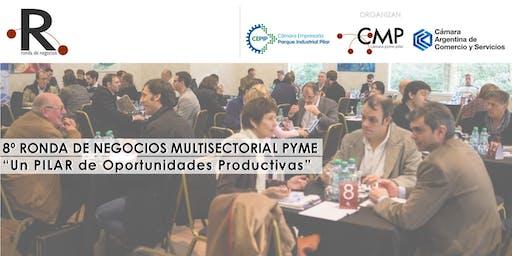 8º Ronda de Negocios Multisectorial Pyme