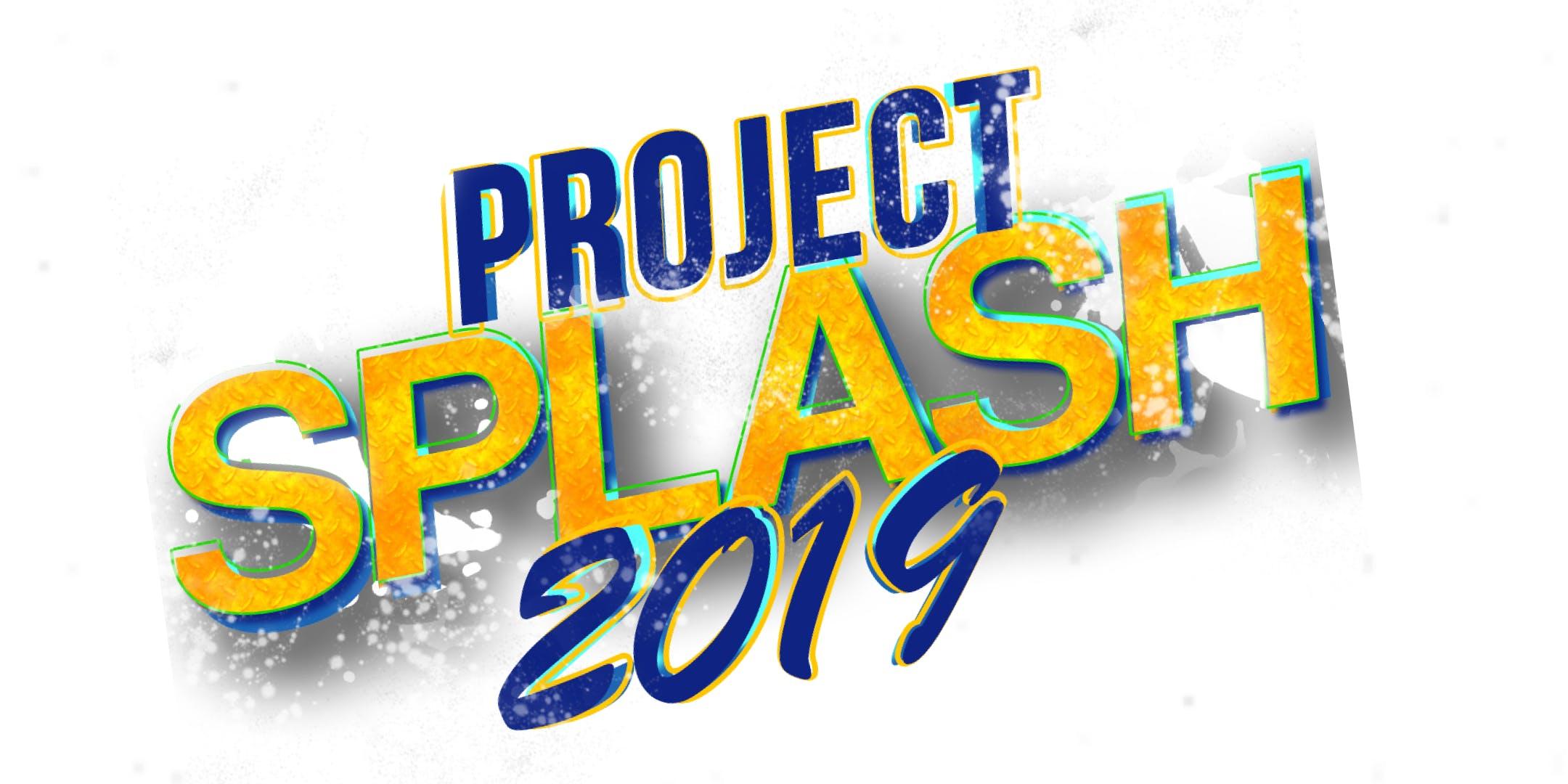 Project Splash AZ 2019