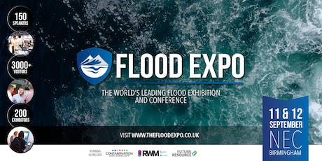 The Flood Expo 2019 tickets