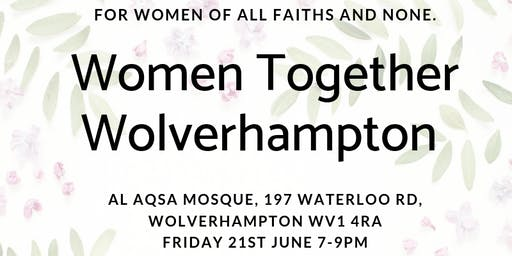 Women Together Wolverhampton Eid Celebration