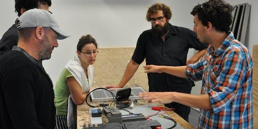Pré-inscritpion Formation AEZEO Installation photovoltaïque