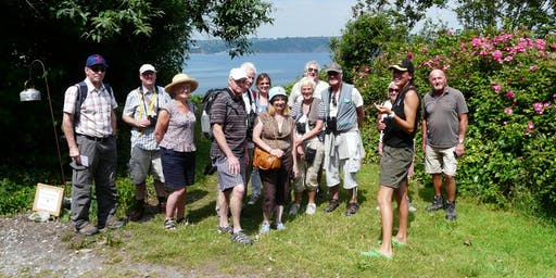 Looe Island Guided walks