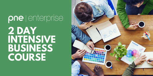 2 Day Intensive Business Course (9th & 16th September 10am to 4.30pm)