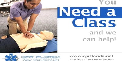 The best West Palm Beach cpr aed bls acls pals first aid classes