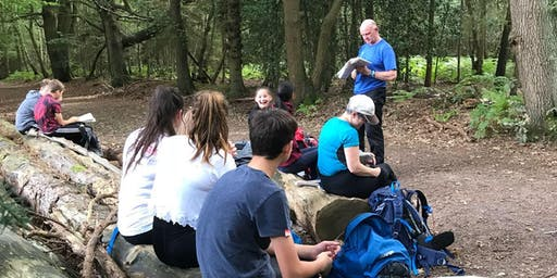 Bronze DofE Open Qualifying Expedition- 25th-26th April 2020- Block 1