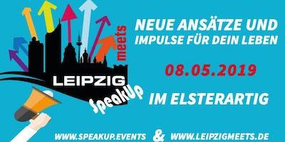 Leipzig meets SpeakUp