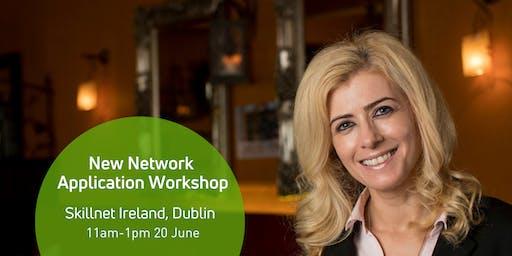Skillnet Ireland New Network Call Application Workshop June 2019