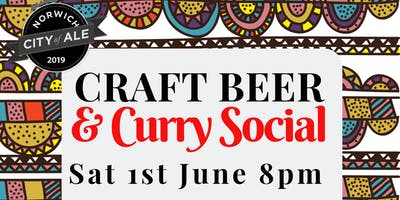 Craft Beer & Curry Social