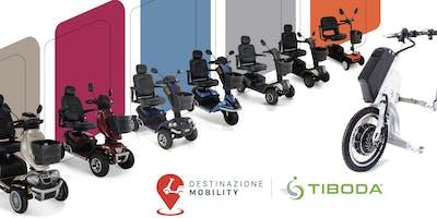Demo Ride Tiboda e Destinazione Mobility fa tappa a Torino