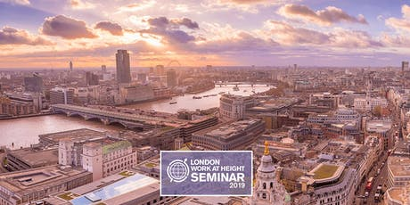 London Work at Height Seminar 2019 tickets