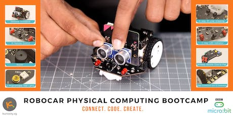 Physical Computing with micro:bit: 2 Days Bootcamp tickets