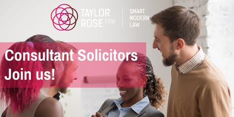 Consultant Solicitor Opportunities tickets
