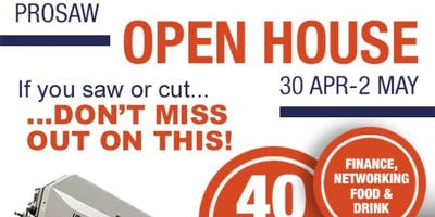 Prosaw Open House