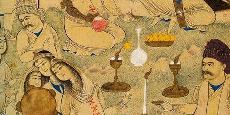 Intimations of Immortality: An Evening of Persian Poetry