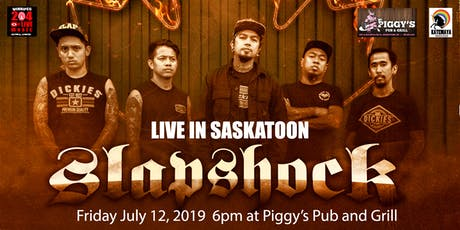 Slapshock Live in Saskatoon tickets